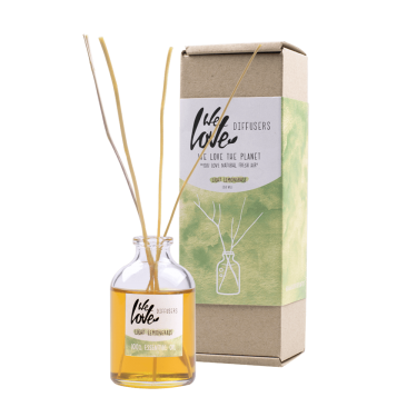 Diffuser Light Lemongrass 50 ml ätherisches Öl