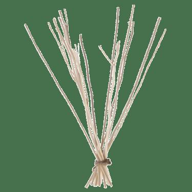 We Love diffuseurs – Bâtonnets de kajute